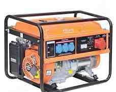 Бензогенератор 6 кВт 220-380v