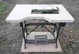 Стол чугунный для швейной машинки