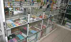 Прилавки кубики, стекло. цена за 2 шт