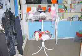 Оборудование для отдела одежды