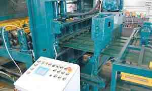 Оборудование для металлочерепицы Каскад-25
