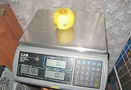 Весы торговые CAS EM-30R
