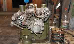 Компрессор высокого давления ак-150