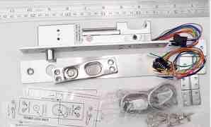 Электромеханический замок Sl-120