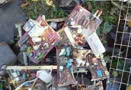 Радиодетали, блоки в переработку