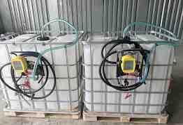 Мини азс объемом 1000 литров на 12 или 220 вольт