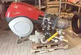 Горелка промышленная riello RS 300/m blu