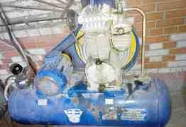 Воздушный компрессор, плазморез