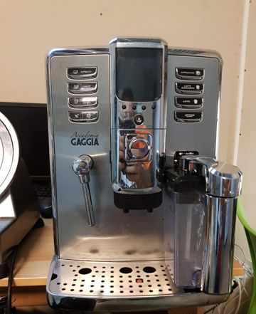 Accademia gaggia кофемашина