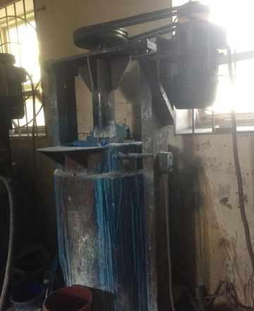 Оборудование для производства алкидных эмалей