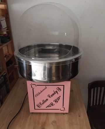 Аппарат для сахарной ваты (Enigma) купол В подарок