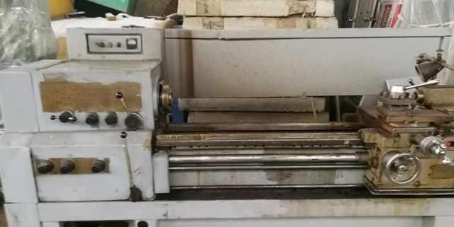 Токарный станок 16к20 рмц 1500 мм