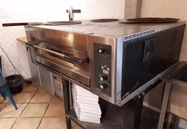 Печь для пиццы OEM-ALI MM 4.35 E (Италия)