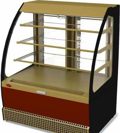 Холодильная витрина Veneto vs-1.3