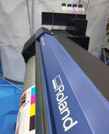 Roland VS-640 Принтер-каттер 1,6м