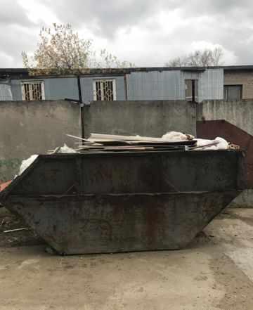 Мусорный контейнер 8м3