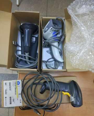 Продам б/у Сканеры шк Datalogic/Motorola