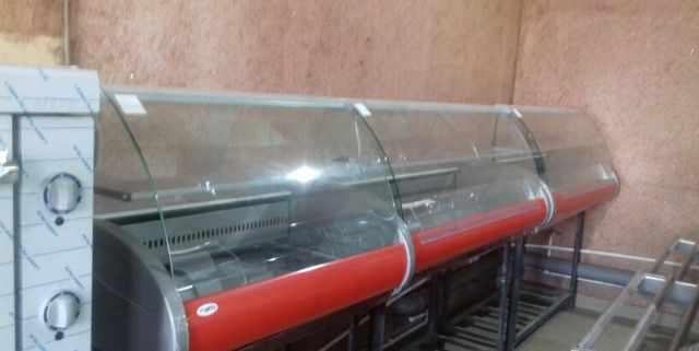 Новая Витрина холодильная настольная вхс-1,5 Арго