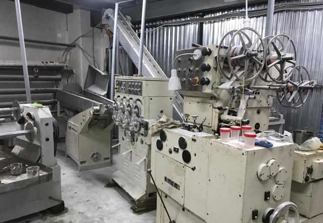 Оборудование по производству конфет