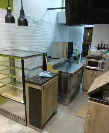 Veneto VS-0,95 Куб (холодильная витрина)