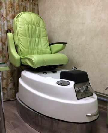 Спа-Педикюрный комплекс+шкафчики,столик,стулья