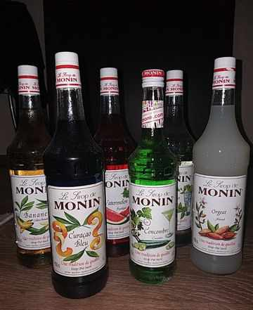 Сиропы -Монин-