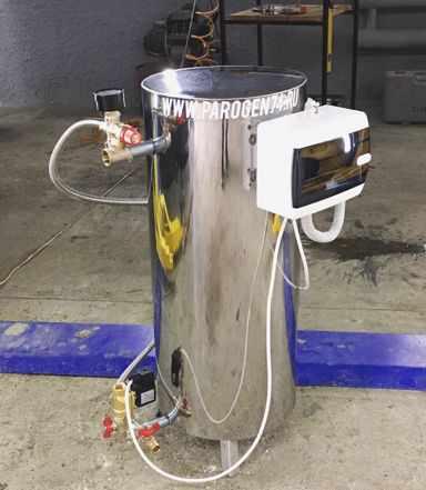 Парогенератор промышленный 2-28 кВтч пгэ - Новый