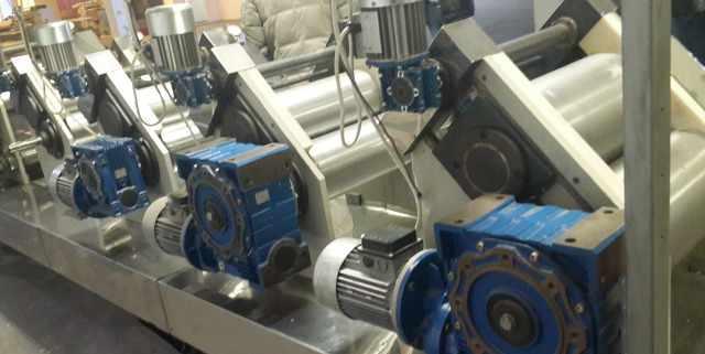 Линия по производству лапши быстрого приготовления