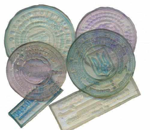Производство печатей и штампов из фотополимера