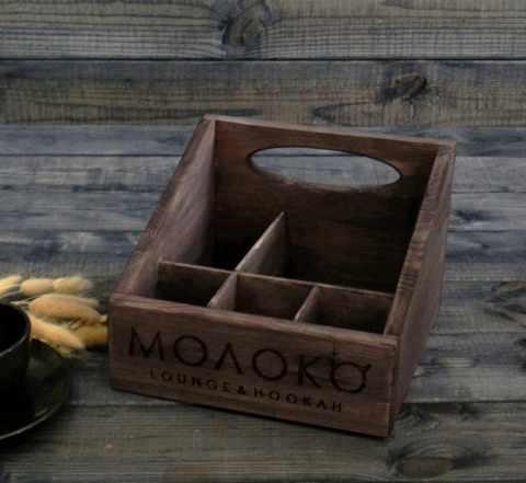 Изделия из дерева для ресторанов, баров и кафе
