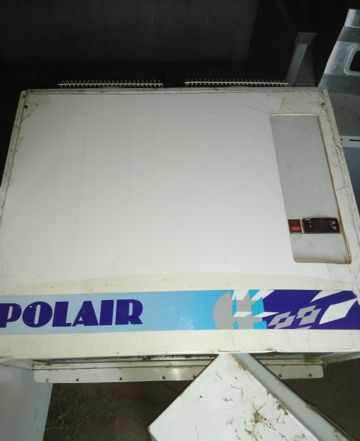 Моноблок морозильный Polair