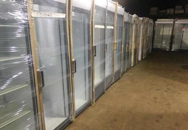 Холодильные витрины, шкафы