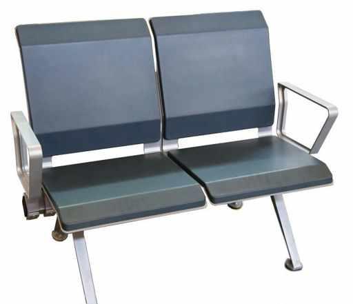 Продам 2-х местное сиденье для офиса, поликлиники