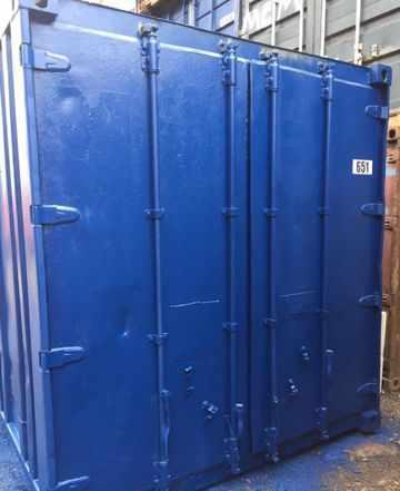 Морской контейнер 20 футов cnsj 381948