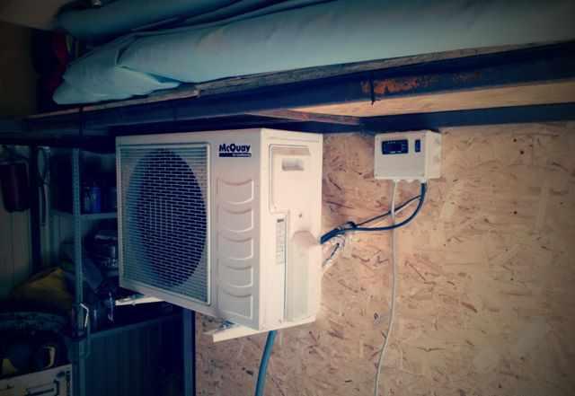 Холодильные агрегаты для магазинов и складов