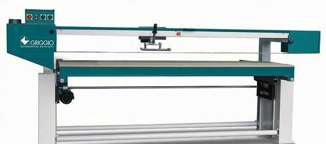 Станок ленточно-шлифовальный Griggio GL 26