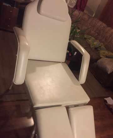 Педикюрное кресло новое