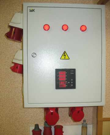 Трехфазный мультиметр Omix P99-М(AVF) -3-0.5