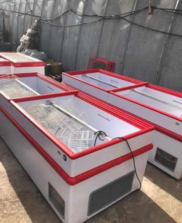 Холодильник Ларь бонета Гамма-250