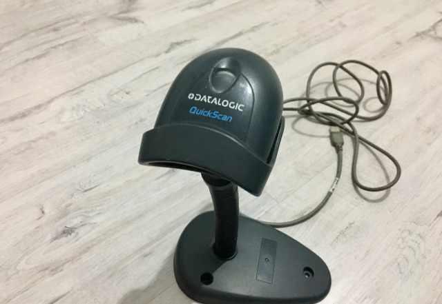 Сканер штрих-кодов Datalogic QuickScan QD2130 б/у