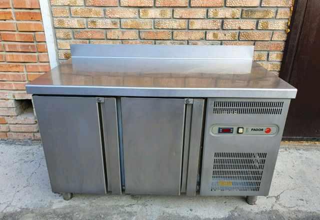 Стол холодильный Fagor 150 135 и 180