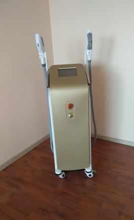 Аппарат для лазерной эпиляции и омоложения