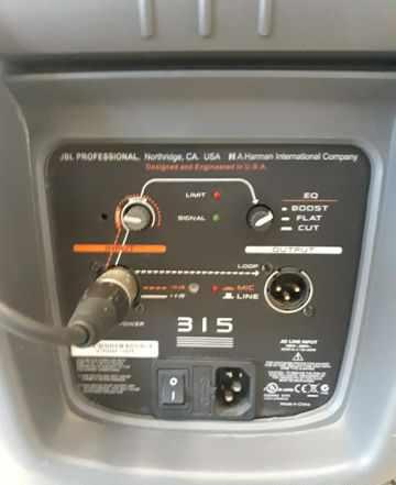 Акустическая система JBL EON315