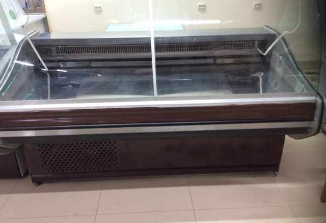 Холодильная витрина вхс 180
