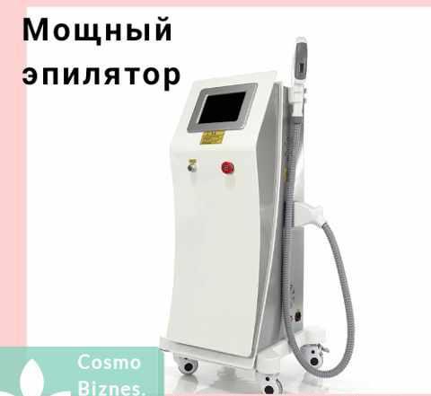 Продаю Аппарат лазерной эпиляции 3000 ватт
