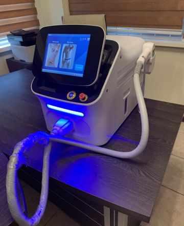Диодный лазер Dilas