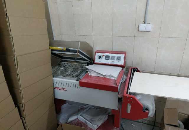 Термоусадочный и Вакуумный упаковочный аппараты