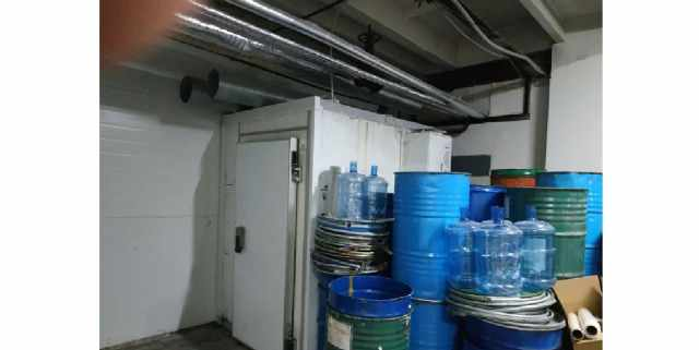 Холодильная камера дхшхв 1800х1500х2200