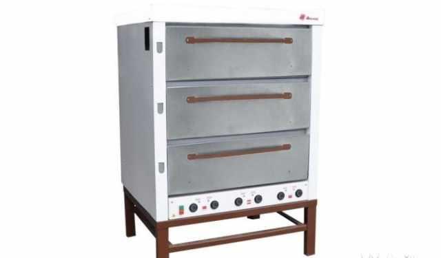 Печь хлебопекарная электрическая хпэ-500