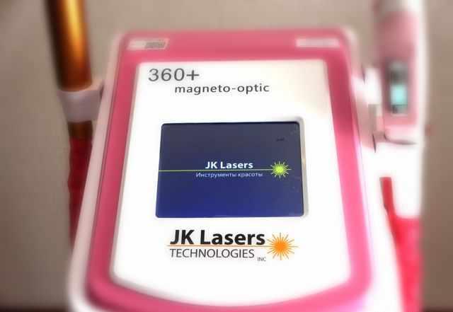 Новый JKL G-Series (пикосекундный Nd.Yag+OPT+RF)